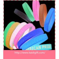 China Promotional Fashion Carved Thin Rubber Bracelet Silicone Wristband Party Favors on sale