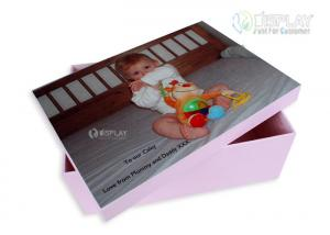 China Small Baby Carriage Corrugated Gift Boxes on sale