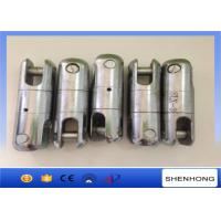 High Strength Cable Pulling Tools 5 Ton Swivel Electrical Cable Connectors to Release Wire Rope Twisting