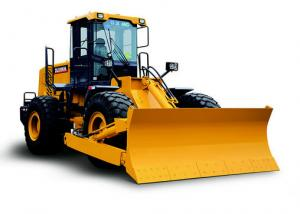 China DL210KN reliable earth mover machine wheel bulldozer More efficient on sale