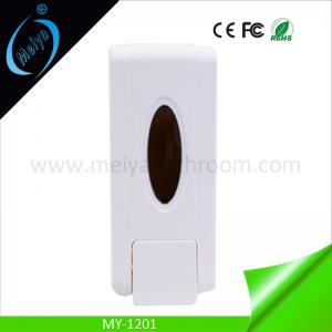 China ABS deluxe manual liquid soap dispenser China manufacturer on sale
