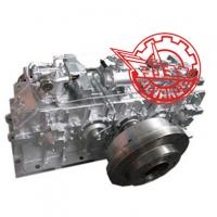 External Cylindrical Helical Gear Transmission Marine Gearbox To Drive Hydraulic Pump