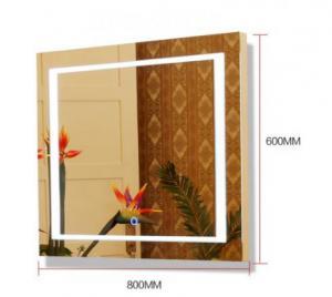 China 5mm Bathroom cosmetics lighted bath mirror on sale