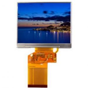 China RGB Vertical Strip LCD Touch Screen Controller 2.4 Inch TFT LCD Display Module on sale