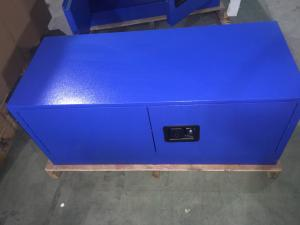 China Flammable Corrosive Storage Cabinets , Chemical Safety Storage Cabinets For Acid Liquid on sale