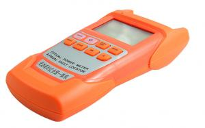 China Fiber optical power meter  20mw Plus 20km FO Tester Visual Fault Locator supplier