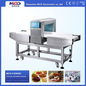 China Offering Automatic food industry metal detectors with 6 inch LCD Display , Customized on sale
