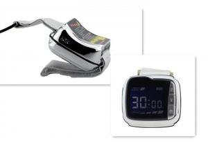 China Digital Laser Therapy Watch Light Therapy Device For Cerebrovascular Diseases on sale