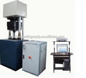 China PLG-300KN Universal Dynamic Tensile and Compression Fatigue Test Machine on sale