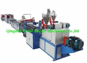 China High Output Plastic Sheet Extrusion Machine For PVC Siding Panel on sale