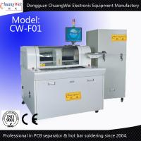 China Prototype PCB Routing PCB Cutting Machine With 0.001mm Axis Precision on sale