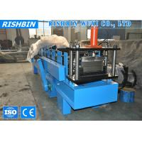 Zinc Color Steel Joint Hidden Roof Panel Roll Forming Machine for Roof Sheet
