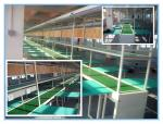 Semi-automatic led bulb assembly line with working stations,led lights assembly line