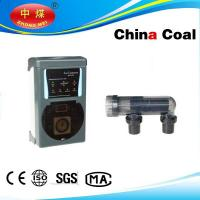 Swimming Pool Disinfection System Salt chlorinator with time clock