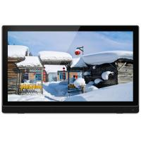 """1080P 24"""" FHD Large Digital Picture Frame With Sound Remote Control"""