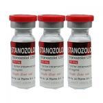 Stanozolo Pharm 10ml White Glossy PVC Vial Steroid Bottle Labels