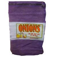 China pp leno mesh bag,onion bags,pp woven sacks 25kg loading on sale