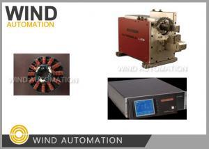 China Wire Soldering Commutator Fusing Machine Ultrasonic Wave Metal Welding For Car Stator on sale