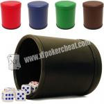 China Red Casino Dice Scanner To See Through The Dice Cup / Dice Magic Device wholesale