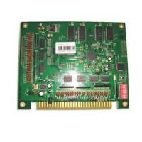 FR4 Multi game board  / arcade game pcb with gold finger 1oz