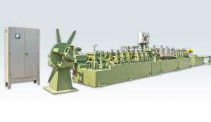 China Standard / Enlarged Stainless Steel Tube Mill Line SS Pipe Making Machine YC40 on sale