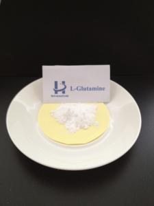 China Main Amino Acids Food/Technical L-Glutamine on sale