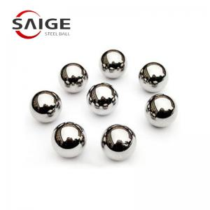 China Food Grade Sus 304 Stainless Steel Grinding Balls For Milling 1.2 - 25.4mm on sale