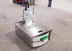 China Memory Travel SLAM AGV Natural Navigation AGV Accurate Positioning on sale