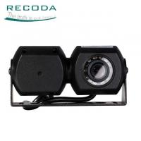 Night Vision Waterproof Car Front Reverse Dual Lens Cube 2.0Megapixel Camera