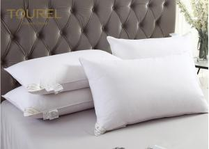China Custom Bamboo Hotel Comfort Pillows High Quality Down Pillows on sale