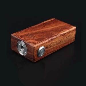 China APC Bod Mod Red Rosewood Material APC Box Mod With 3034 N-CH Mosfet Protection on sale