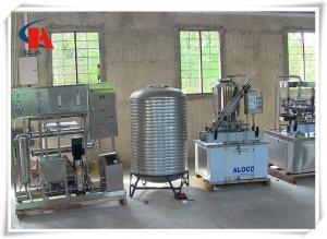 China Pineapple Juice Production Line 3 - 12 Dripping Bottle Positions With High Pulp Recovery on sale