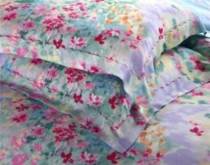 China 300TC luxurious tencel bedding set include douvt cover, fitted sheet and 2 pillow case on sale
