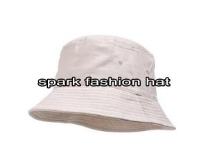Quality Plain red fisherman cap personalized bucket hats of cotton material for sale