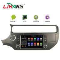 PX3 4core Android Car DVD Player Navigation DVD Player For KIA RIO With Mirror Link