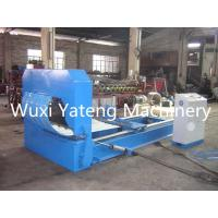 11 Steps Roof Sheet Bending Machine , Metal Forming Machinery With Servo Feeding