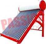 Portable Non Pressurized Solar Water Heater Non Pressurized Vacuum Tube 200L