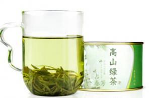 China Alpine Green Tea on sale