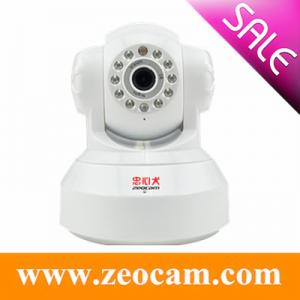 China Zeocam IP Surveillance camera p2p function Wireless Free DDNS Memory Card Storage ip mini wireless camera on sale