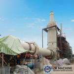 1200 Degree 34t/H Solid Waste Incinerator Machine