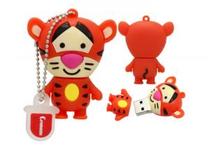 China Usb 2.0 Cartoon Usb Flash Drive Memory Stick 2GB 4GB 8GB  Flash Drive on sale