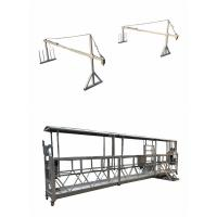 China 3 Phase Aerial Suspended Working Platform 415v 50hz With Over Load Cell on sale