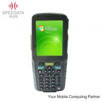 Level 1.5m Handheld PDA Mobile Rfid Reader with Wifi GPRS 3G Bluetooth , Drop Resistance