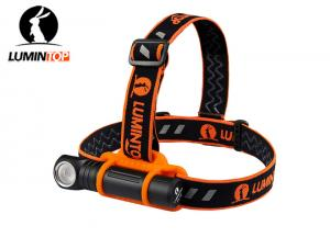 Quality Rechargeable Headlamp Lumintop AAA Flashlight with Magnetic Tail / 18650 Bttery for sale