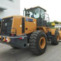 5 Ton Front End Compact Wheel Loader XCMG ZL50GN / LIUGONG CLG856H / SANY SYL956H