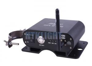 China CE RoHS DMX Signal Splitter / Wireless DMX Transceiver Two Years Warranty on sale