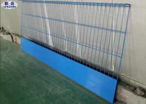 China Building Site Construction Edge Protection Barriers Safety With EN 13374 Class A on sale