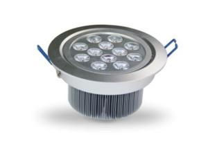 China Epistar 12 Watt LED Recessed Ceiling Lights Fixtures / 920LM Recessed Led Lighting on sale
