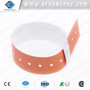 China UHF Disposable Paper Bracelet for Patient Identification on sale