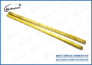 China Solid Tungsten Carbide Composite Rods / Tungsten Carbide Welding Electrode on sale